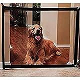 Conception Pratique Isolation Portable Pet Dog Net Grande Taille Durable Sécurité Pet Enclosure Net Pet Supplies ménages pour Chiens
