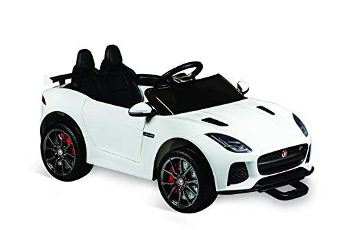 Jaguar (branca) R/c Elétrica 12v Bandeirante Branco
