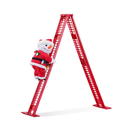 Mr. Christmas Snowman Tabletop Climber Now $15.90 (Was $39.99)