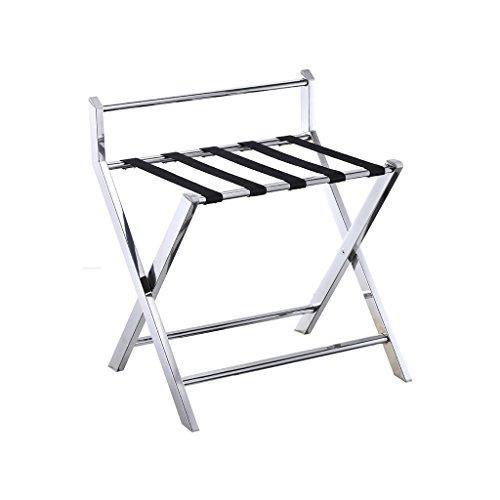 Buy Bargain Hotel luggage rack Luggage Rack ,Hotel Room Foldable stainless steel Suitcase Holder, ...