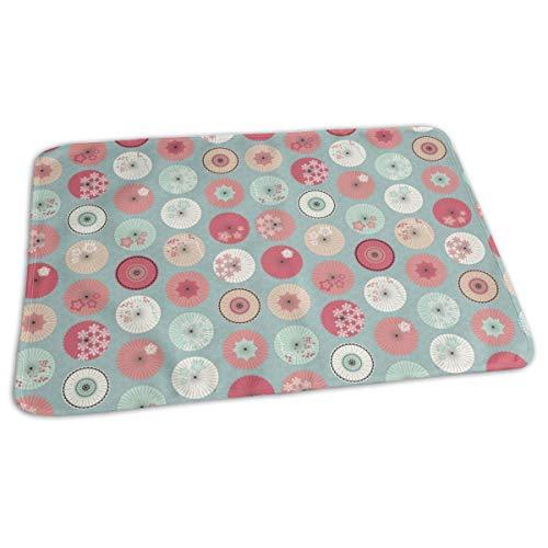 Japanse paraplu's in Winter Bed Pad Wasbaar Waterdichte Urine Pads voor Baby Peuter Kinderen en Volwassenen 27.5 x19.7 inch