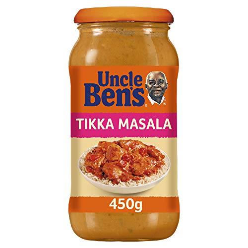 Uncle Bens Tikka Masala -Sauce (450G)