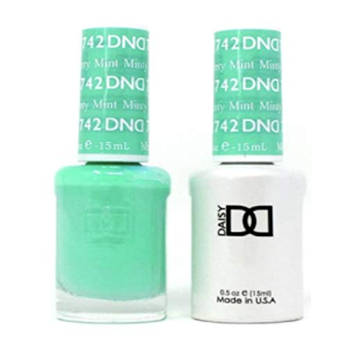 DND 742 Gel & Matching Polish Set - DND Gel & Lacquer