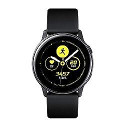 867ca2b4d2 Galaxy Watch Active は、専用モーションセンサーを使って7種類の活動を自動的に記録。GPS を内蔵し、5ATM にも対応。※  水泳追跡機能は5月以降利用可能予定。