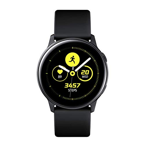 Galaxy スマートウォッチ Galaxy Watch Active ブラック [Galaxy純正 国内正規品] SM-R500NZKAXJP
