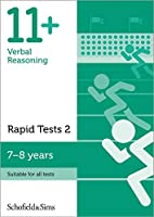 11+ Verbal Reasoning Rapid Tests Book 2: Year 3, Ages 7-8
