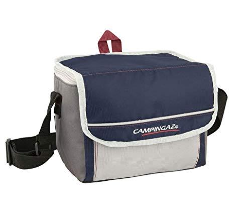 ALTIGASI Sac isotherme Fold'N Cool Campingaz, 5 litres, avec bandoulière réglable et poche avant, performance jusqu'à 6 heures avec Freez Pack