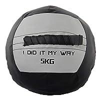 メディシンボール 大人のフィットネス、体育の鉄筋のバランスボール、筋肉の訓練に適したスポーツトレーニング装置 (Size : Size3)