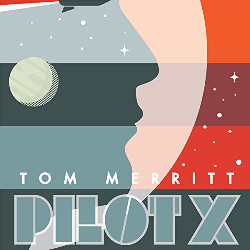 Pilot X audiobook cover art