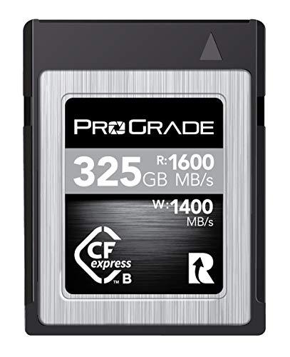 ProGrade Digital (プログレードデジタル) CFexpress Type B COBALT カード 正規輸入品 (325GB)