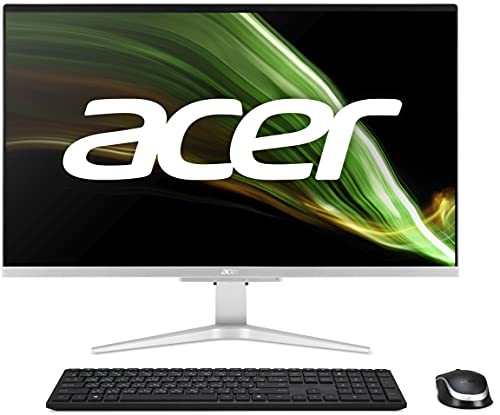 "ACER Aspire C27-1655 All-in-One-PC 68,58 cm (27\"")(Intel Core i5-1135G7, 16GB RAM, 1TB SSD, NVIDIA, Full-HD, Win 10 Pro)"