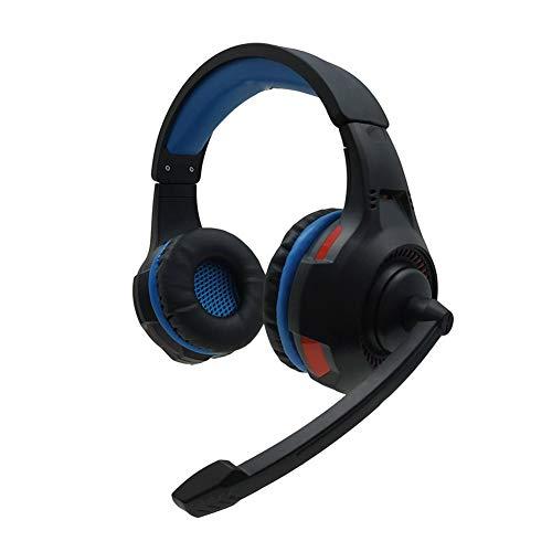 LXFTK Casque d'écoute, Casque Bluetooth, réduction du Bruit, Jeux de Sport électronique, vidéo, Musique, Ordinateur de Bureau Universel avec Casque