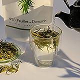 N.53 Hojas de romero: cocción, infusión caliente, postre, limonada, té, té de hierbas o bebida fría con ginebra