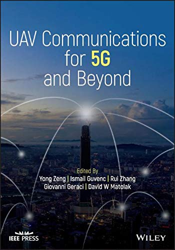 UAV Communications for 5G and Beyond (Wiley - IEEE)