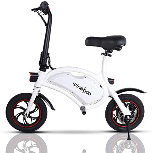 Windgoo Bicicleta Electrica 36V Plegable -...
