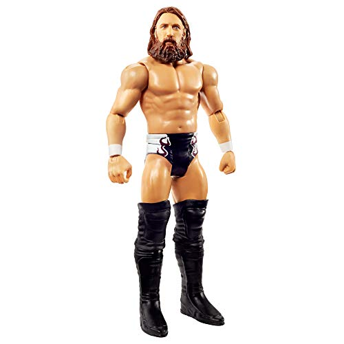 WWE Daniel Bryan Basic Series #104 Action Figure in 6-inch Scale with Articulation & Ring Gear