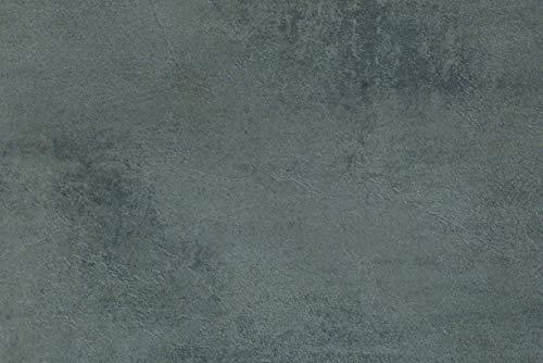 Küchenarbeitsplatte nobilia Elements Arbeitsplatte 400cm 60cm Beton Schiefergrau