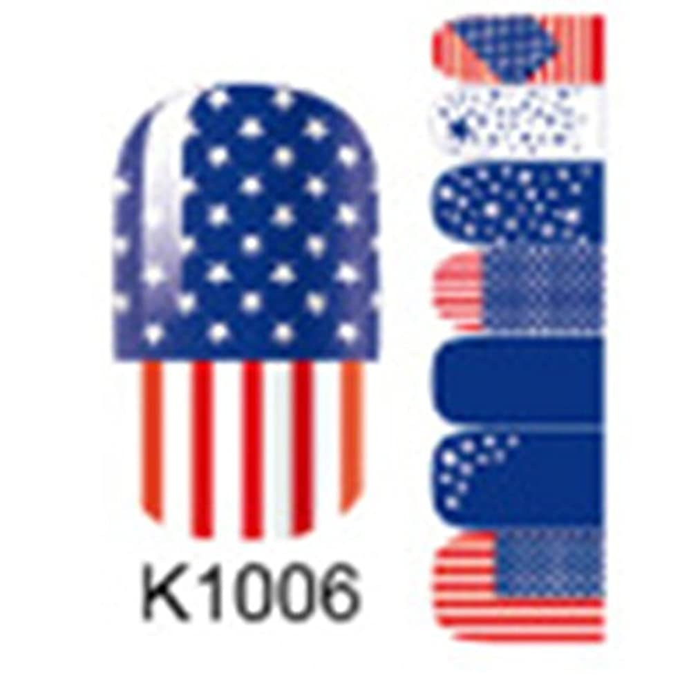 elegantstunning 10 Pcs Nail Wraps Medical Grade Stickers Set, Safe Non-Toxic Adhesive Polish Foils Nail Art Tool Nail Art Glitters