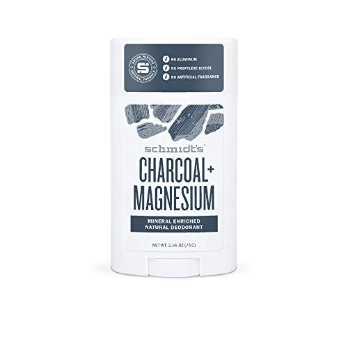 Schmidt's Natural Deodorant - Charcoal + Magnesium 2.65 Oz