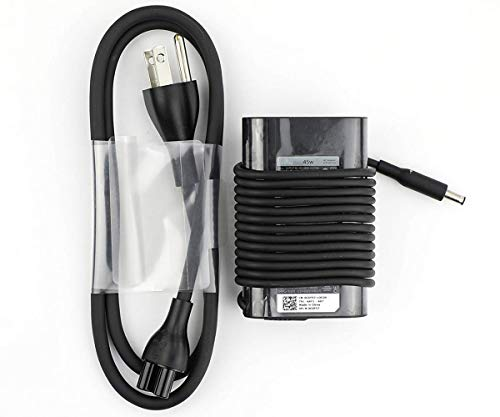New 45W AC Power Charger for Dell Inspiron 15: 3551 3552 3555 3558 3565 3567 5551 5552 5555 5558 5559 5565 5567 5568 5578 7558 7568 7569 7579 5566 Laptop Power Supply Adapter Cord.Plug Size: 4.53.0 -  Delight Tordor