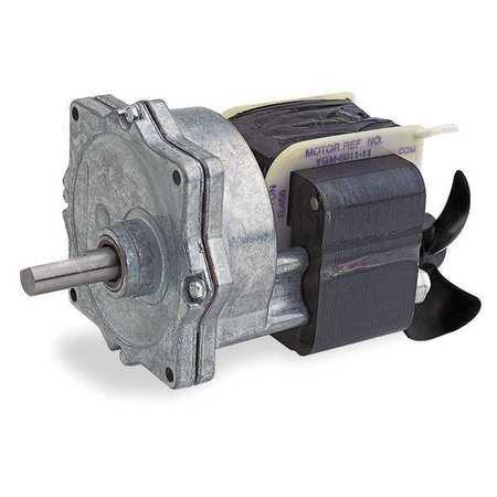 AC Gearmotor, 10 rpm, Open, 115V