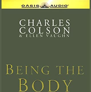 Being the Body audiobook cover art