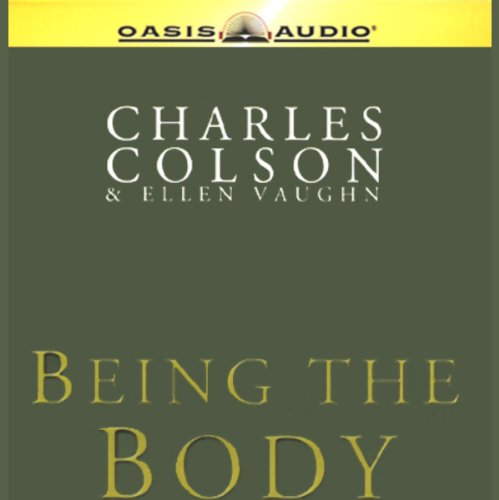 Being the Body cover art