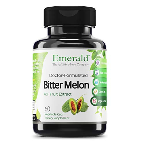 Emerald Bitter Melon Fruit Extract
