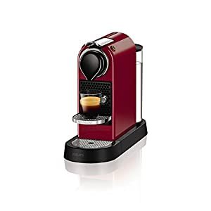 Nespresso Citiz Coffee Machine by Krups