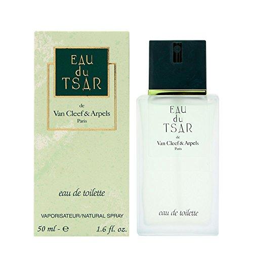 EAU DU TSAR von Van Cleef & Arpels für Herren. EAU DE TOILETTE SPRAY 1.6 oz / 50 ml