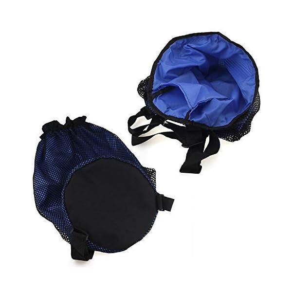 ALIXIN — Bolsa de baloncesto Nº 23, mochila de gimnasio, deporte, bolsa de viaje, mochila escolar con bolsillo grande…