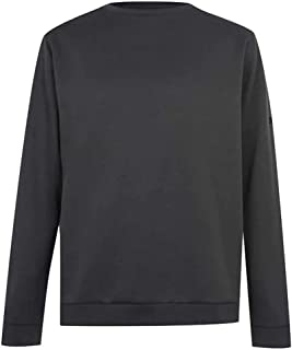 Slazenger Mens Golf Crew Sweatshirt Long Sleeves