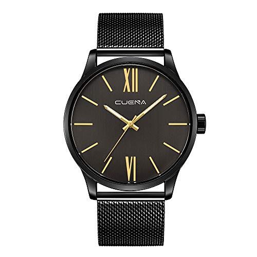 NINGSANJIN Herrenuhren automatik Armbanduhren für Herren smartwatch