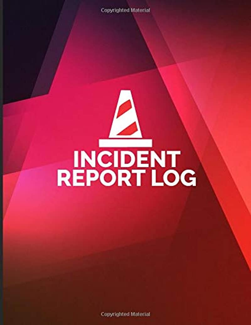 Incident Report Log: Record all incidences in your business, industry and much more notebook (Health and Safety Reports)