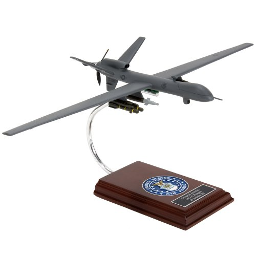 Mastercraft Collection General Atomics MQ-9 Reaper Drone Model Scale:1/32