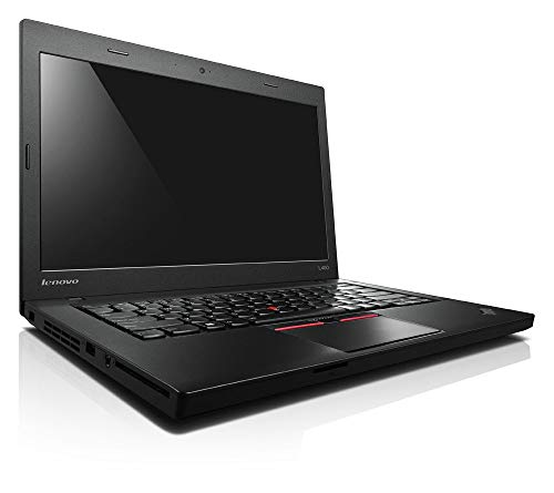 Lenovo L450 14-Inch Laptop (Intel Core i5 2.2 GHz, 8 GB RAM, 256 GB HDD, Windows 10) (Renewed)