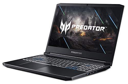 Acer Predator Helios 300 Gaming Laptop, Intel i7-10750H, NVIDIA GeForce RTX 2070 Max-Q 8GB, 15.6