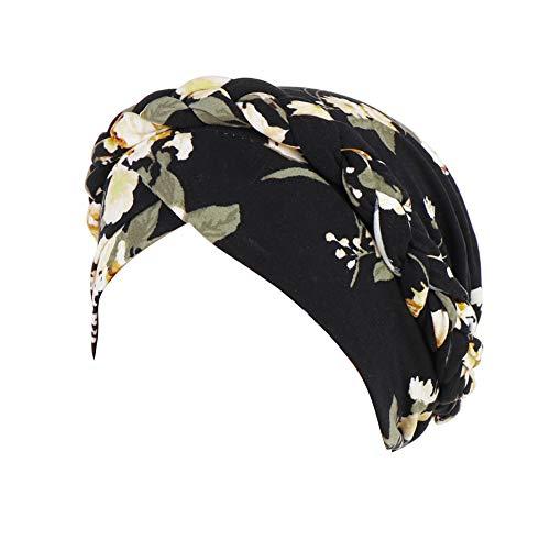 TININNA Sombrero turbantes para Mujer,Gorro Pañuelo Turbante Mujer Cabeza para Càncer Quimioterapia Chemo Oncológico Pèrdida de Pelo Cabello