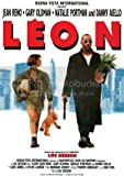 Leon - Jean Reno Gary Oldman – Wall Poster Print – A3
