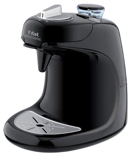 ティファール コーヒーメーカー ポッド式 ダイレクトサーブ ブラック CW1008JP