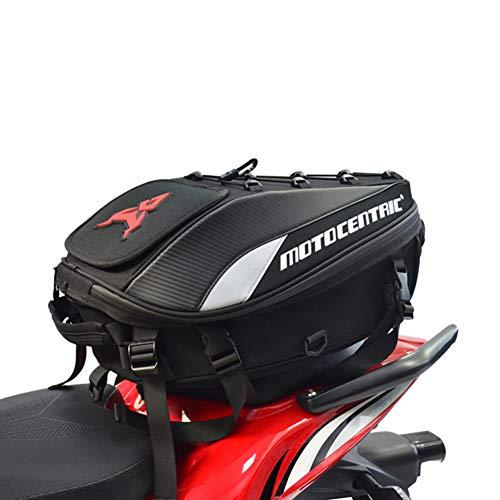 Lancei Motorrad Tankrucksack, Motorrad Hecktasche Wasserdicht Rucksack Reiten Gepäcktasche Multifunktional langlebig Hohe Kapazität Motorrad Bike Tankrucksack Motorräder Zubehör