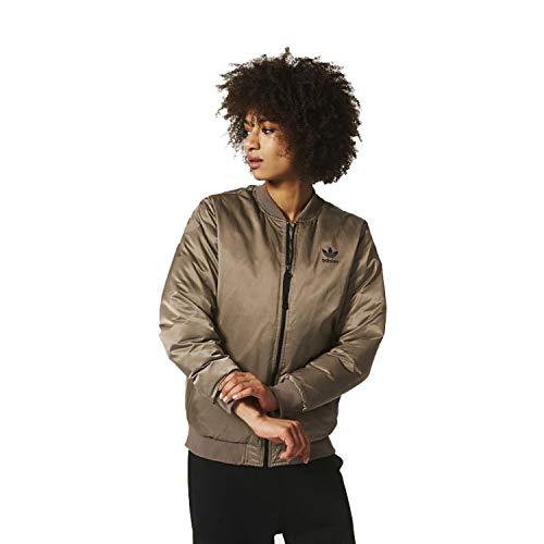 adidas XBYO Track Sudadera, Mujer, Gris (grivap), 32
