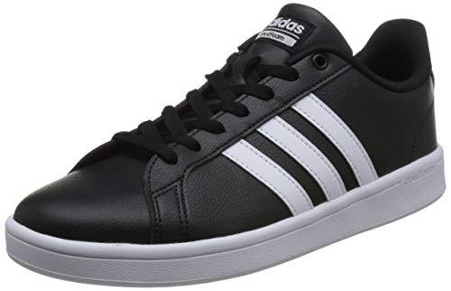 Adidas CF Advantage, Zapatillas de Deporte para Hombre, (Negro 000), 43 1/3 EU