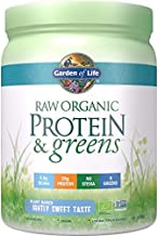 Garden of Life Raw Protein and Greens Lightly Sweet 488mg Estimated Price : £ 46,15