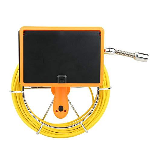 Uxsiya Inspección del boroscopio WiFi de la cámara del endoscopio Impermeable para la grabación de DVR(30 Meters)