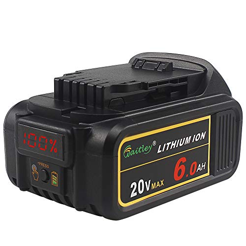 Best Battery for Dewalt Dcs