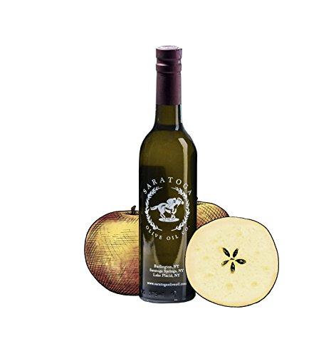 Saratoga Olive Oil Company Gravenstein Apple White Balsamic Vinegar 375ml (12.7oz)