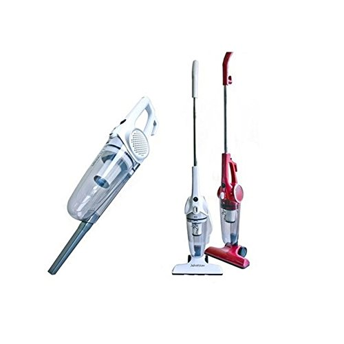 [Mediheim] Vacuum Cleaner Stick and Handy 2 in 1 MCVC 600Y (White)