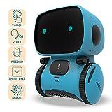 REMOKING Intelligent Roboter Kinder Spielzeug, Interaktives Roboter Lernspielzeug, Geschenke für...