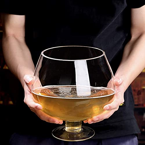 Copa Hecha a Mano/Vino Extra Grande Gigante Cerveza Cerveza Cerveza Capacidad de Gran Capacidad Copa de champán (Tamaño: 2000ml) / Código de Productos básicos: LQQ-113 (Size : 6000ML)